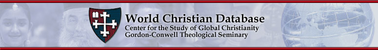 World Christian Database